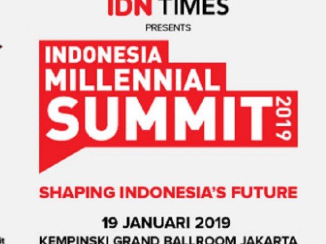 Indonesia Millennial Summit 2019