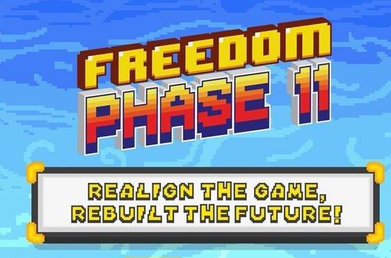 FREEDOM PHASE 11