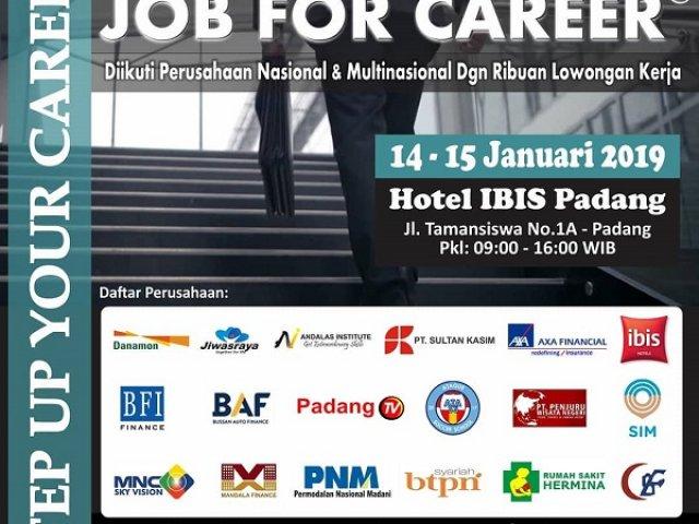 Job for Career Padang