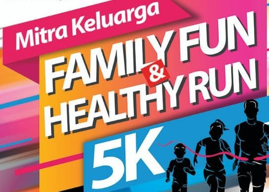 FAMILY FUN AND HEALTHY RUN 5K