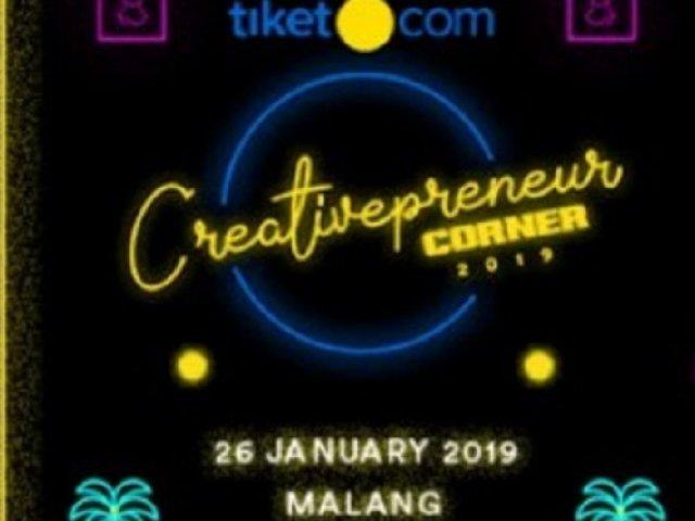 Creativepreneur Corner 2019 Malang