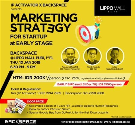 """Marketing Strategy For Startup At Early Stage """"The Growth Hacking"""""""