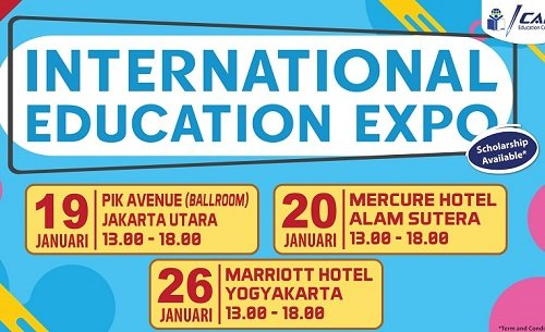 International Education Expo 2019