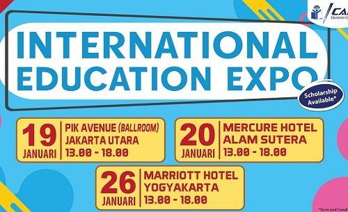 International Education Expo 2019