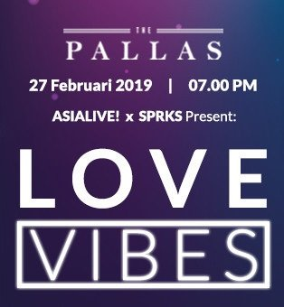 ASIA LIVE! LOVE VIBES
