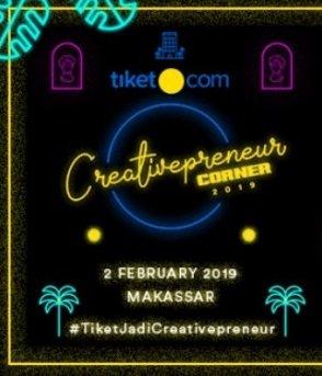 Creativepreneur Corner 2019 Makassar