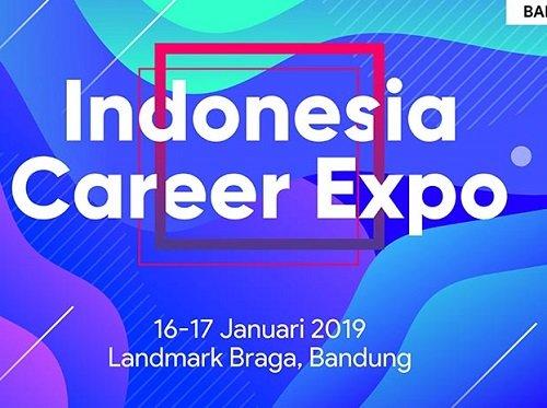 Indonesia Career Expo Bandung 2019