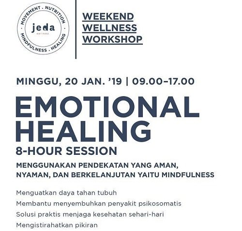 Weekend Wellness Workshop
