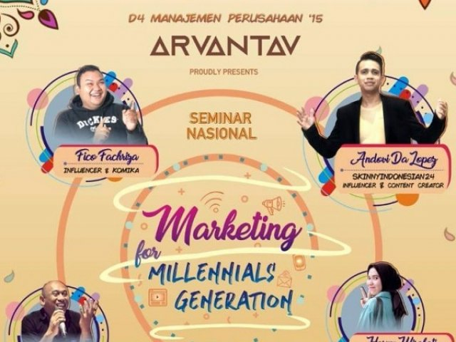 Marketing For Millennials Generation