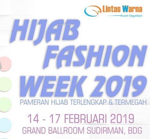 Hijab Fashion Week 2019