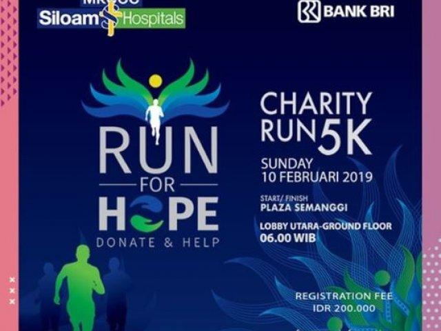 Charity Run 5K