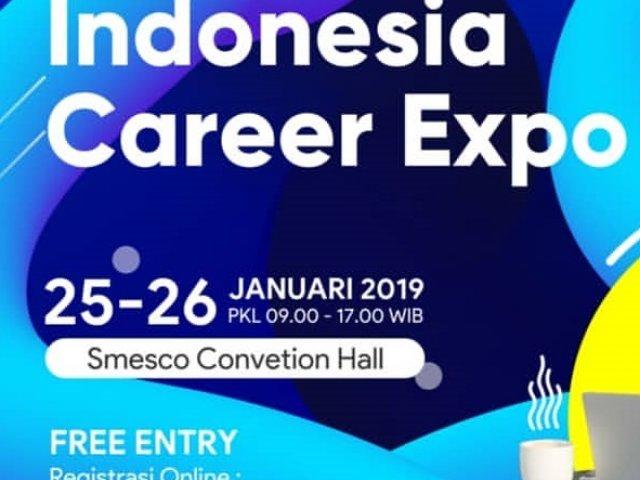 Indonesia Career Expo Jakarta