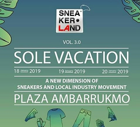 Sneakerland – Sole Vacation Vol.3