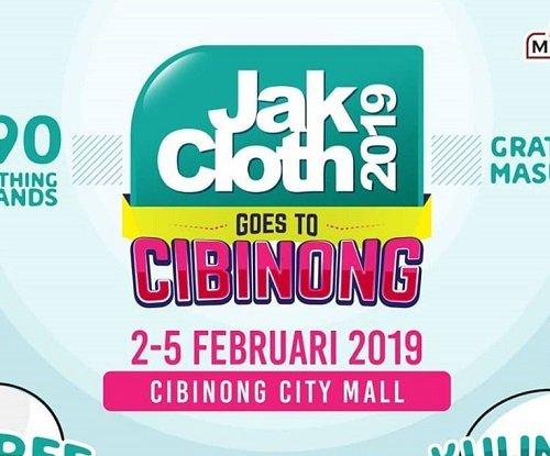 JakCloth Goes to Cibinong 2019
