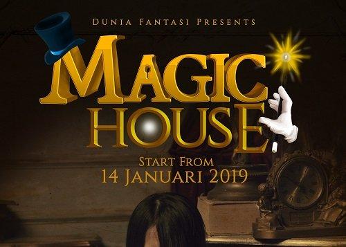 Magic House Special Perform The Sacred Riana