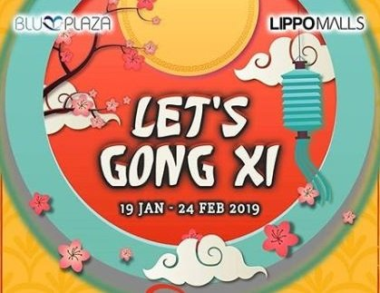 Let's Gong Xi Blu Plaza