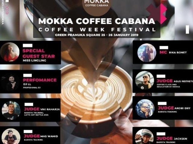 Mokka Coffee Week Festival