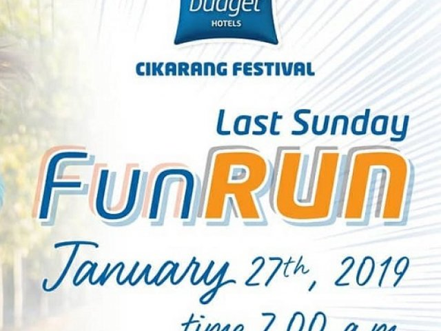 Last Sunday FUN RUN
