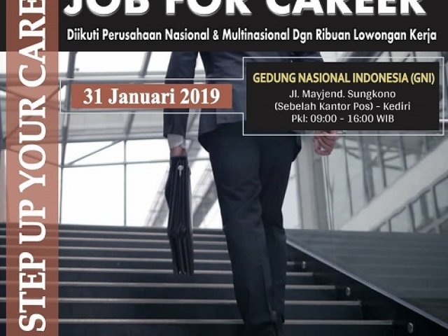 Job for Career Kediri