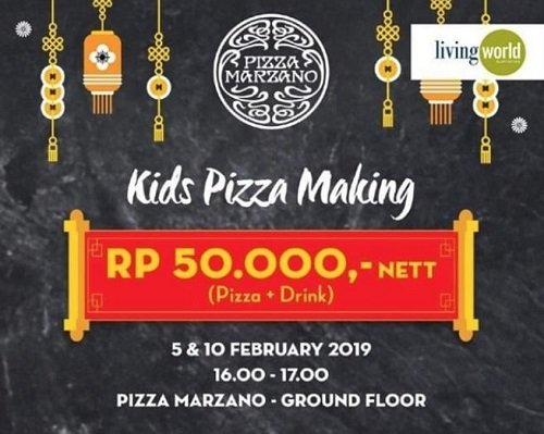 Kids PIzza Making
