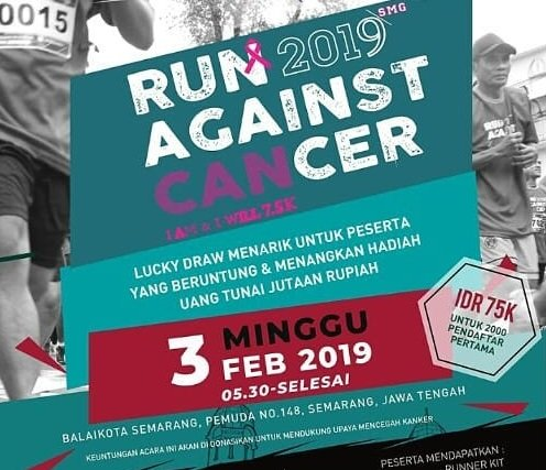 Run Against Cancer 2019
