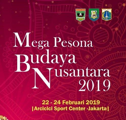 Mega Pesona Budaya Nusantara 2019