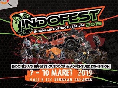 Indonesia Outdoor Festival (INDOFEST) 2019