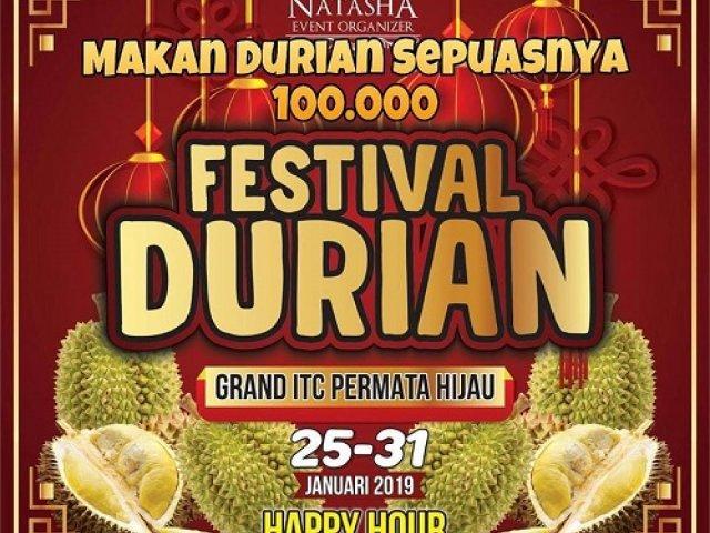 Festival Durian Permata Hijau