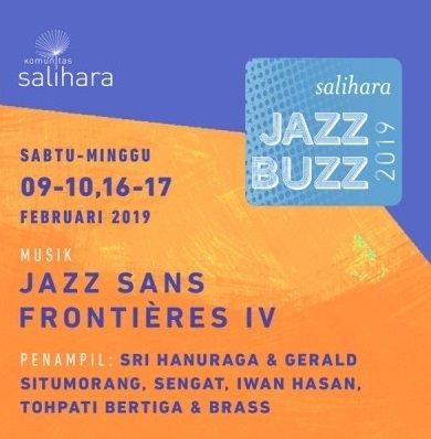 Jazz Buzz: Sri Hanuraga and Gerald Situmorang