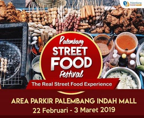 Palembang Street Food Festival 2019