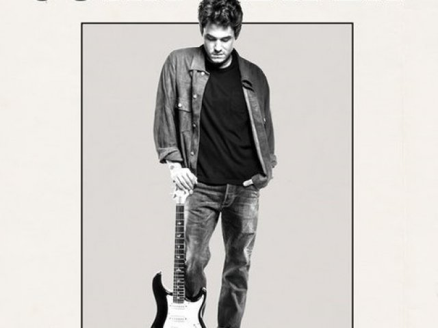 John Mayer Asia Tour 2019