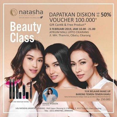 Beauty Class Natasha