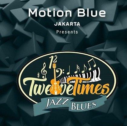 Twelve Times Motion Blue Jakarta