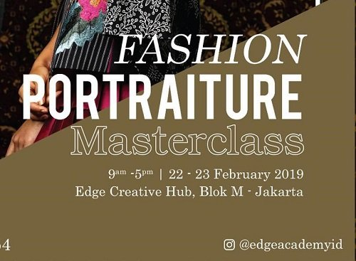Fashion Portraiture Masterclass