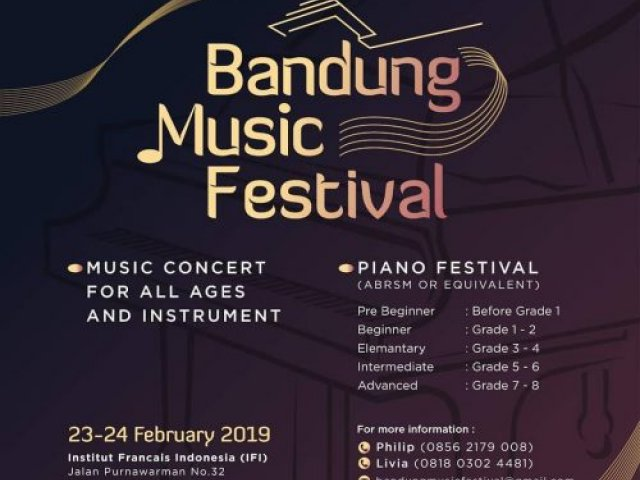 Bandung Music Festival