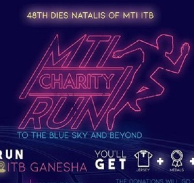 MTI Charity Run
