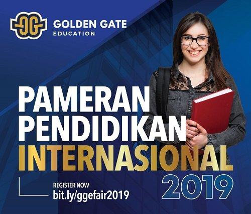 Pameran Pendidikan Internasional 2019