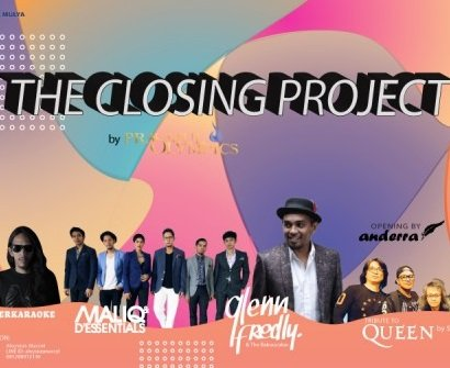 The Closing Project By Prasmul Olympics