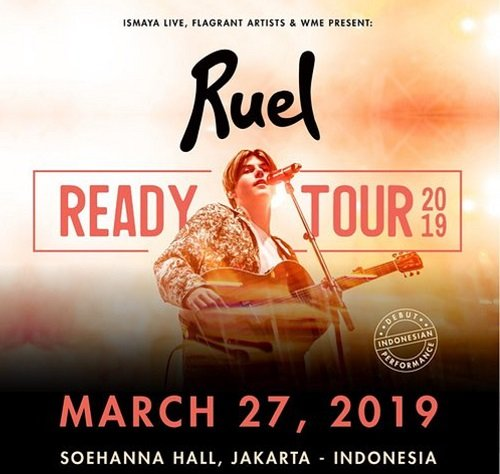 RUEL - Ready Tour 2019