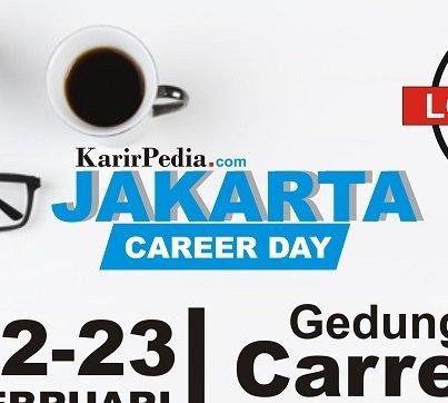 Jakarta Career Day Februari 2019