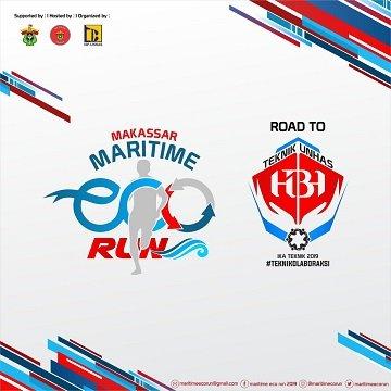 Makasar Maritime Eco Run 2019