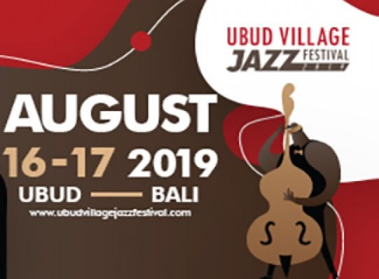Ubud Village Jazz Festival