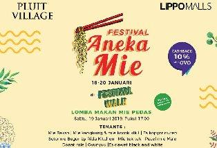 Festival Aneka Mie