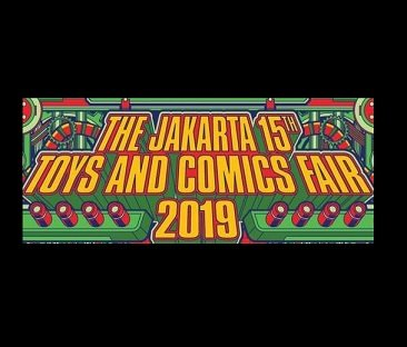The Jakarta 15th Toys & Comics Fair
