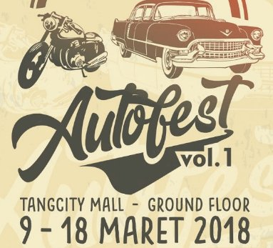 Tangcity Autofest 2019 vol.2