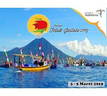 Festival Teluk Jailolo 2019