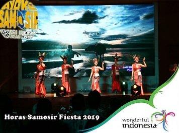 Horas Samosir Fiesta 2019