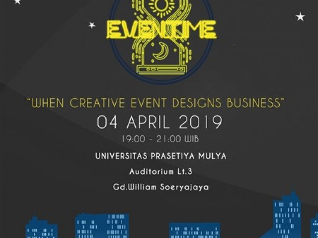Eventime - When Creative Event Designs Business
