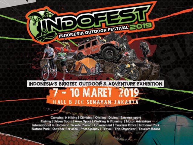 Indonesia Outdoor Festival 2019