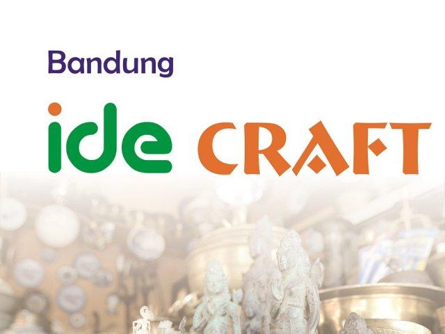 PAMERAN BANDUNG IDE CRAFT 2019